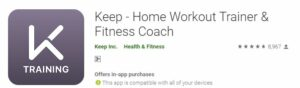 Home Workout Trainer & Fitness Coach