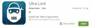 ultra lock